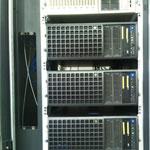 GNSSデータサービスの構築に利用するシステム